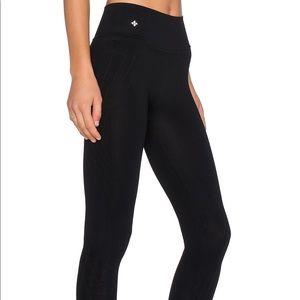 Nux long leggings in black
